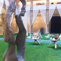 Photo taken at Caja de Burgos by Cristina P. on 11/27/2012