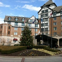 Photo taken at Hotel Roanoke & Conference Center - Curio Collection by Hilton by Tammy N. on 12/9/2012