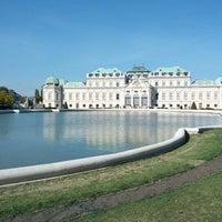 10/14/2012 tarihinde Jan C.ziyaretçi tarafından Oberes Belvedere'de çekilen fotoğraf