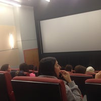 Photo taken at Rutgers Cinema by Sandeep T. on 2/7/2013