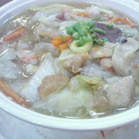 Photo taken at Chowking Sta. Rosa Commercial Complex by Jackie Z. on 5/11/2013