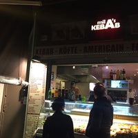 Photo taken at Mila's Kebab by Capt_mm K. on 5/29/2015