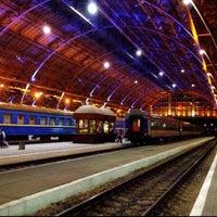 Photo taken at Lviv Railway Station by Paskal A. on 4/12/2013