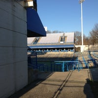 Photo taken at Rock Creek Tennis Center by Christian K. on 4/6/2013