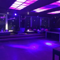 Photo taken at Puro Sky Lounge by Thomas F. on 4/24/2016