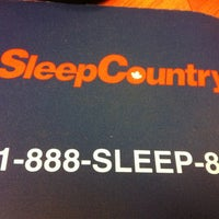 Photo taken at Sleep Country Canada Office by Steph H. on 6/27/2013