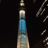 Photo taken at Tokyo Skytree by ちょろ き. on 7/15/2013