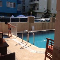 Photo taken at NORTH POİNT HOTEL by Seda Y. on 6/23/2014