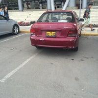 Photo taken at Estacionamiento URP by Anthony G. on 3/19/2014
