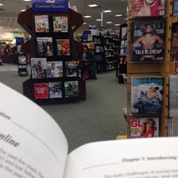 Photo taken at Barnes & Noble by Pamela R. on 12/7/2014