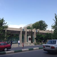 Photo taken at Tehran University College of Engineering by noushin a. on 5/14/2016