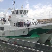 Photo taken at Catamarán by Juan G. on 6/6/2014