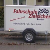 Photo taken at Fahrschule Zielsicher GmbH by fahrschule zielsicher on 8/12/2016
