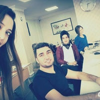 Photo taken at Kaliru Seyahat Acentası by Derya!!! *. on 10/31/2015