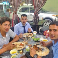 Photo taken at Alfakher Mandi And Traditional Food الفاخر للمندي by Muhammad F. on 5/29/2014