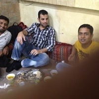 Photo taken at Alfakher Mandi And Traditional Food الفاخر للمندي by Muhammad F. on 5/1/2014