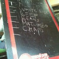 Photo taken at Kenyatta market by KakaDubu on 11/12/2012