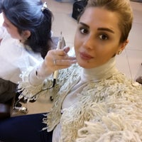Photo taken at radikal kuaför make-up salon by Aysegül K. on 1/24/2016