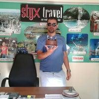 Photo taken at styx travel rent A car by Pınar Ü. on 7/11/2016