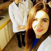 Photo taken at Gıda Mikrobiyolojisi Lab. by Sinem E. on 12/22/2015
