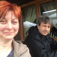 Photo taken at Pensiunea Cris by Dariana A. on 4/28/2017