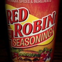 Photo taken at Red Robin Gourmet Burgers by Steve H. on 12/8/2012