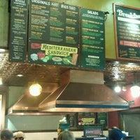 Photo taken at Potbelly Sandwich Shop by Steve H. on 9/16/2012