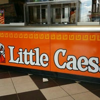 Photo taken at Little Caesars Pizza by Cookie L. on 1/20/2016