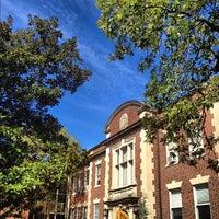 Photo taken at Missouri School of Journalism by Jen R. on 10/1/2012
