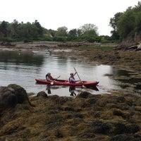 Photo taken at Little Harbor by Jen R. on 6/23/2013