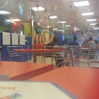 Photo taken at Domino's Pizza by Trishal E. on 7/21/2013