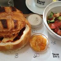 Das Foto wurde bei Bread Story von Merav G. am 3/31/2013 aufgenommen