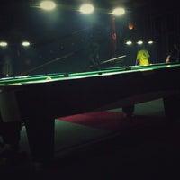 Photo taken at Gaol Billiard Pool & Lounge by anggi s. on 2/18/2013