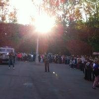Photo taken at Школа №1287 by Marina✡ K. on 9/21/2012