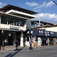 Photo taken at Kashikojima Station by あらたか on 1/2/2013
