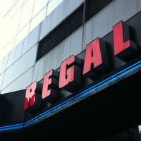 Photo taken at Regal Cinemas Union Square 14 by Graham H. on 3/19/2013