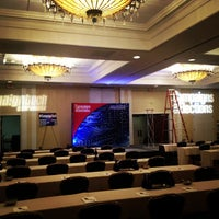 Photo taken at Washington Marriott Georgetown by Campaigns & Elections on 4/18/2013