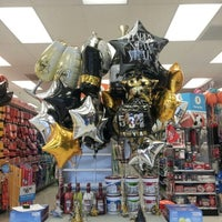 Photo taken at Party City by Mary M. on 12/31/2012