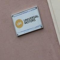 Photo taken at Universal Motors by Julia K. on 5/17/2015