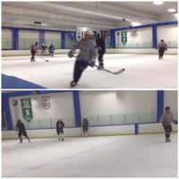 Photo taken at Ice Center by Mark E. on 10/1/2014