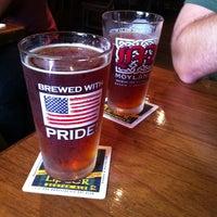 Photo taken at Moylan's Brewery & Restaurant by Kori H. on 6/23/2013