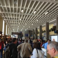 Photo taken at Aeropuerto Internacional Alejandro Velasco Astete (CUZ) by Mario Enzo A. on 1/2/2013