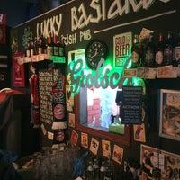 Снимок сделан в Lucky Bastards Irish Pub пользователем Max 3/24/2015