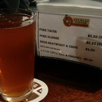 Photo taken at The Growler Garage & Tap House by J S. on 2/1/2015
