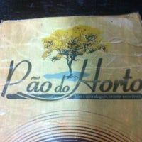 Photo taken at Padaria Pão do Horto by Wesley C. on 2/16/2013