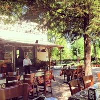 Photo taken at Kırkayak Antep Evi by Simge I. on 6/23/2013