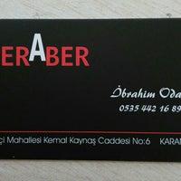 Photo taken at Beraber Berber by Mehmet O. on 12/7/2015