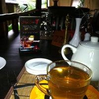 Photo taken at Tamarai Restaurant And Tea Bar by martyn l. on 7/31/2013