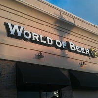 Photo taken at World of Beer by Kris D. on 2/15/2013