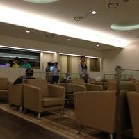 Photo taken at Korean Air Lounge by DW K. on 6/12/2013